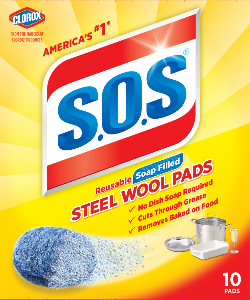 Regular Steel Wool Pads