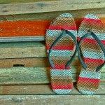 Flipflop shoes