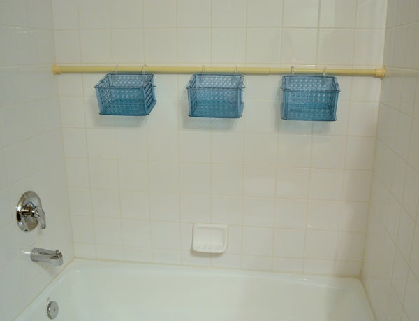 Shower Organization Ideas To Maximize Space S O S