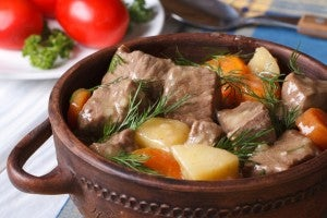 St. Patricks Day Dinner Irish Stew